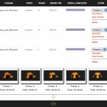 Completed Jobs Screenshot