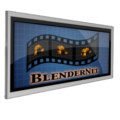 New variation of the BlenderNet logo